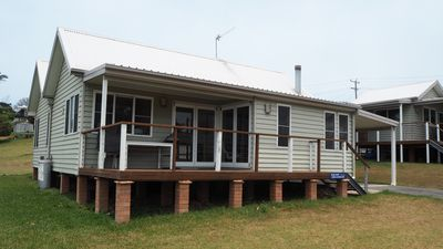 Photo for NEW TO STAYZ - Relaxation, just metres to your  beautiful patrolled surf beach!