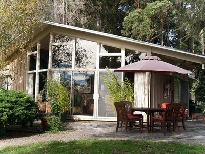Photo for Beautiful Home Facing Bolinas Lagoon on 14 Acres