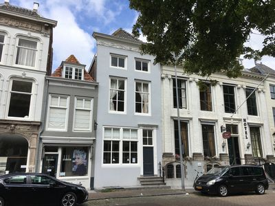 Photo for Romantic apartment in the historic center of Middelburg