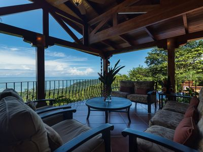 Photo for AMAZING OCEAN AND JUNGLE VIEWS!!!