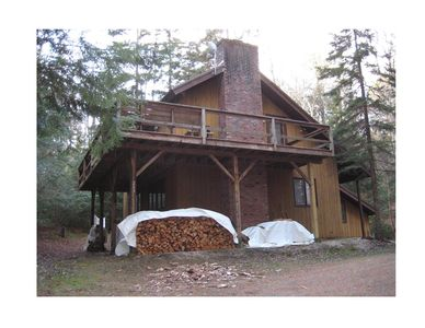 Photo for 3BR Chalet Vacation Rental in Pittsfield, Vermont