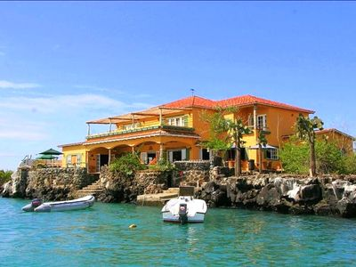 Photo for Casa La Iguana - Galapagos waterfront luxury villa