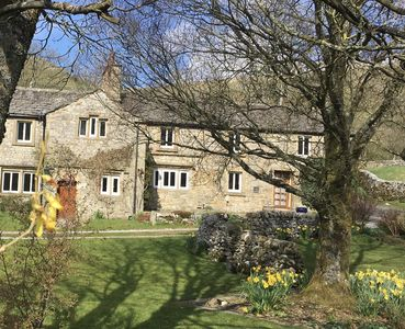 Photo for Yorkshire Dales Grade II Listed Country Cottage