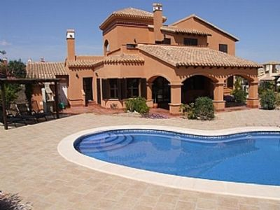 Photo for Spacious Luxury Villa with Private Pool and Large Garden