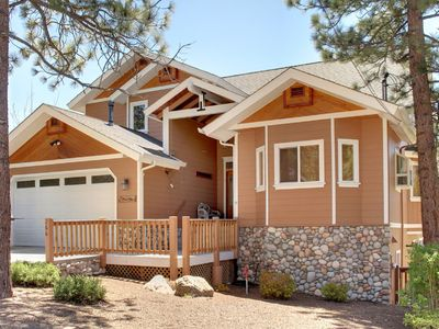 Photo for GREAT CENTRAL LOCATION, LESS THAN 1 MILE TO MOUNTAINS & VILLAGE, WALK TO LAKE !!