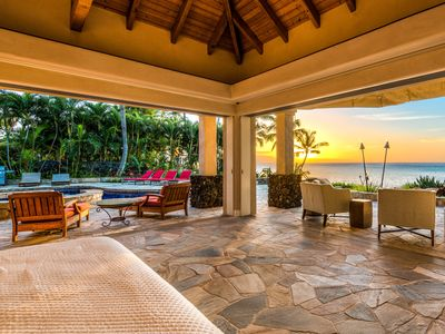 Photo for Luxury Oceanfront Private Home