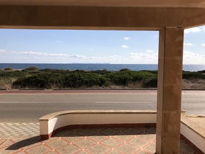 Photo for SEAFRONT HOUSE 4 BEDROOM (Up to 7 People)