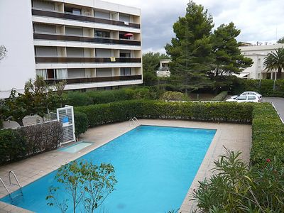 Photo for One bedroom Apartment, sleeps 4 in Canet-en-Roussillon with Pool and WiFi