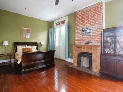 Photo for Charming 2000 Sq Ft. Flat on Frenchmen with Large Balcony