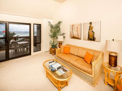 Photo for Casual Condo w/Super View! Private Lanai, Full Kitchen, WiFi, DVD–Kaha Lani 320