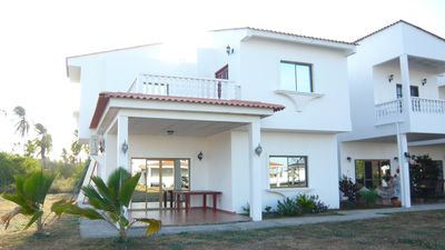 Photo for Beautiful Duplex Seafront With 3 Bedrooms In Huge Residence With Pool.