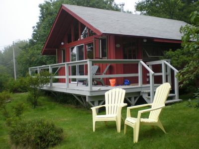 Photo for With the beach at your feet and kayaks on the water, relax and enjoy this beautiful slice of Maine.