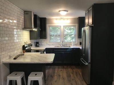 Photo for Cozy North Asheville Cottage