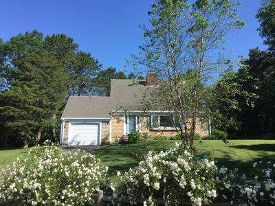 Photo for Stylish Cape in North Chatham ~ Walk to Private Neighborhood Beach