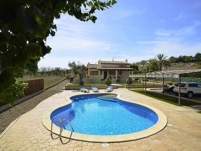 Photo for YourHouse Sa Sinia, lovely villa with private pool for 6 people