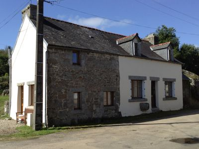 Photo for Delightful 3 bed cottage near Huelgoat