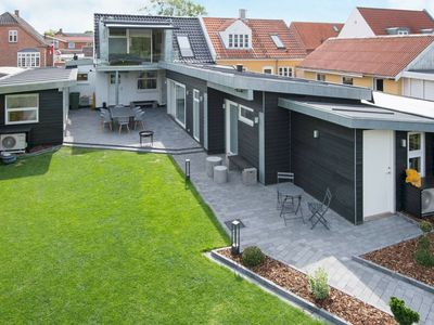Photo for Exceptional Holiday Home in Jutland by the Sea