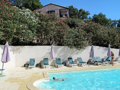 Photo for Apartment Résidence A Mandria  in Ghisoni, Corsica - 10 persons, 4 bedrooms