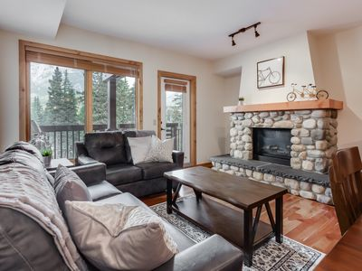 Photo for Rundle Cliffs 3rd Floor Unit in Spring Creek