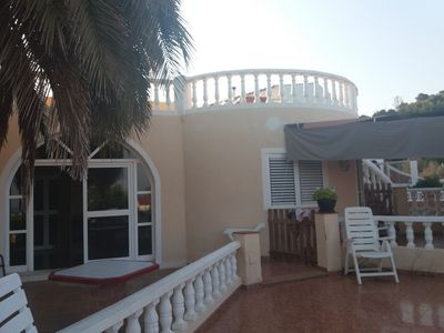 Photo for beautiful apartment with air conditioning in Alcossebre