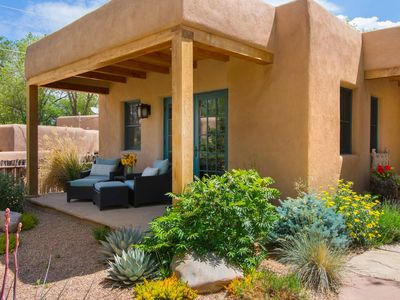 Photo for 'La Serena' - Historic Eastside Santa Fe Luxe Home