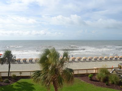 Photo for Luxury Beachfront condo in the secluded Arcadian Shores area of Myrtle Beach