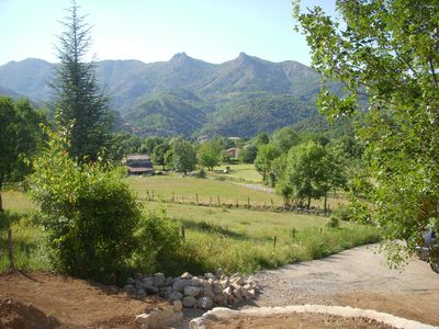 Photo for Little House in Ardèche Beautiful view