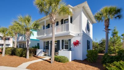 Photo for ☀️2BR Sugar Sand Cottage-30A☀️Walk2Beach-Aug 24 to 26 $547 Total! 2Pools &HotTub