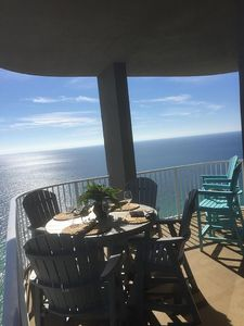 Photo for 30th Floor Penthouse  *Tidewater Resort* Platinum Unit*  Walk To Pier Park