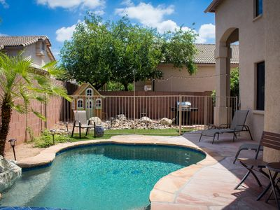 Photo for Heated Pool & Spa! Beautiful Family Friendly Relaxation! Totally Remodeled!