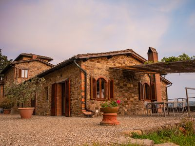 Photo for Holiday at the winery Poggio al Sole - Ginestra
