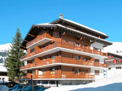 Photo for Apartment Oreade  in Verbier, Quatre Vallees - 4 persons, 1 bedroom