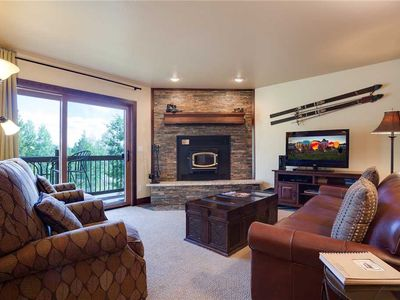 Photo for RA505 by Mountain Resorts*Minutes away from Summer Activities ~ Pool/Hot Tub Onsite
