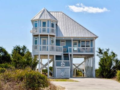 Photo for Absolutely Breathtaking Oceanfront 4 BR/3 BA Home on West End-Sleeps 10