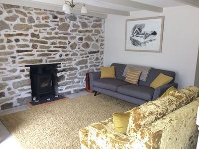 Photo for 2BR Cottage Vacation Rental in Perranwell Station, Truro,, Cornwall