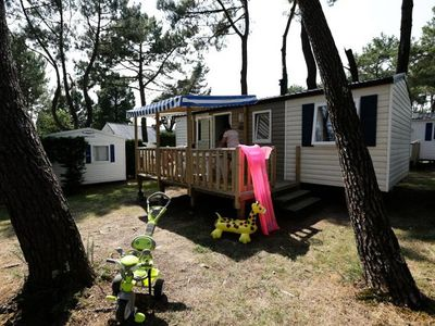 Photo for Camping Fort Espagnol **** - Mobil Home Comfort Hyacinth 4 Rooms 8 People