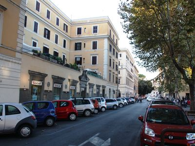 Photo for Central Rome, Testaccio and Trastevere, 2 stops to Coliseum, two bathrooms