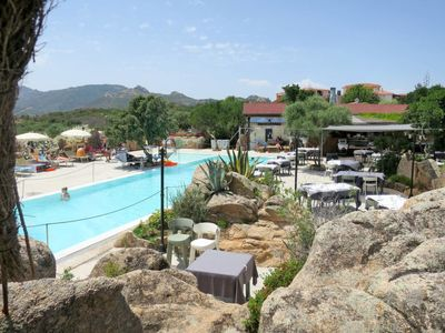 Photo for Apartment Residence Lu Nibareddu (PTA100) in Porto San Paolo - 2 persons, 1 bedrooms