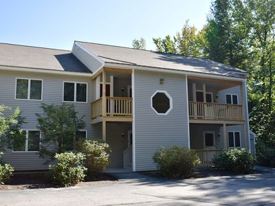 Photo for Modern, Clean, Single Level Northbrook Condo