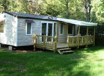 Photo for Campsite Domaine des Chênes Verts **** - Mobile Home Sarlat 4 Rooms 6 Persons
