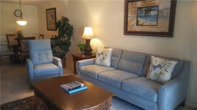 Photo for Unit 147-1 Bedroom 1 1/2 Bathroom Gulf Side Club Interior Condominium