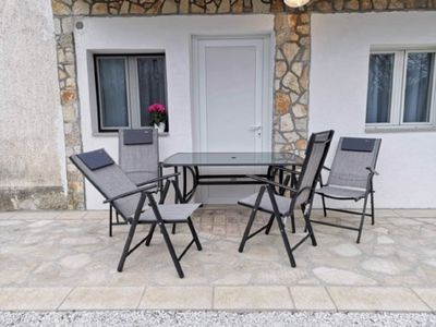 Photo for Newly renovated apartment in Istrian style, close to the beach and very central