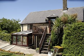 Photo for Self Catering Holiday Accommodation In The Isle Of Purbeck With country views