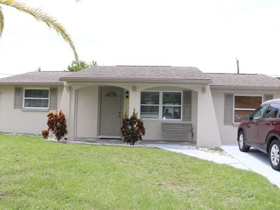 Photo for 3 Bed/1.5 Bath Family Home W/Private Salt Water Pool - 1 MONTH MINIMUM RENTAL