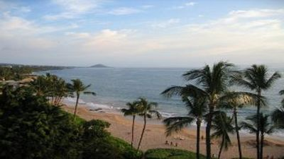 Photo for Steps To The Beach, Ocean View From Lanai, (Ground Floor, A/C, W/D, End Unit)