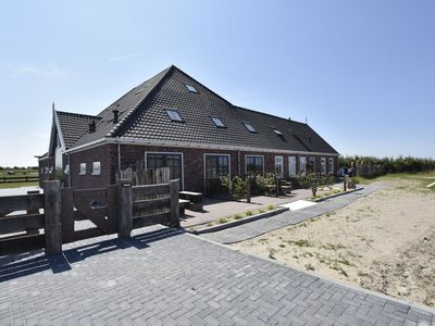Photo for Spacious 2-person apartment on the coast of Noord-Holland province