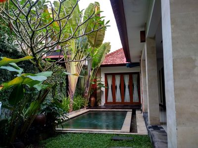 Photo for Jayastuti House (Tropical 2 bedroom villa)