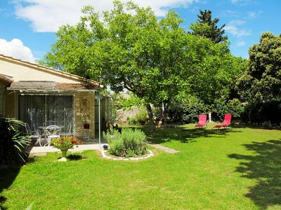 Photo for Vacation home Lou Vaqui  in Montsegur sur Lauzon, Mont Ventoux surroundings - 3 persons, 2 bedrooms