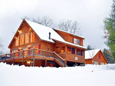 Photo for Timber Creek Ski Chalet - Hot Tub / Mountain Views