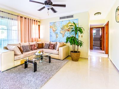 Photo for Unique, Private Vacation. 2 Minutes Walking To The Beach & Restaurants WIFI&BBQ